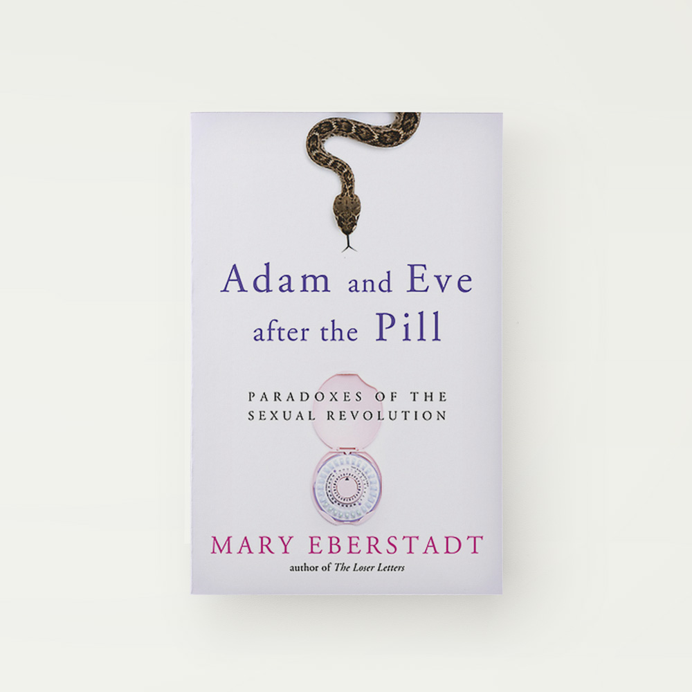 Adam and Eve after the Pill.