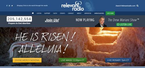 Relevant Radio.