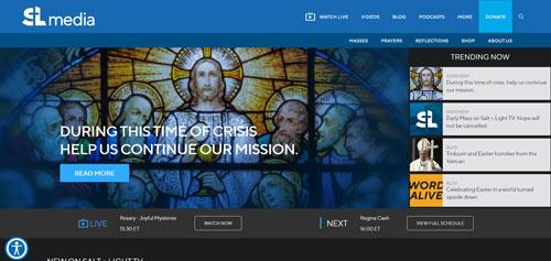 Salt and Light Catholic Media.