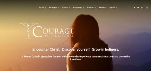 Courage International.