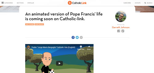 Meet Pope Francis (in 4 minutes).