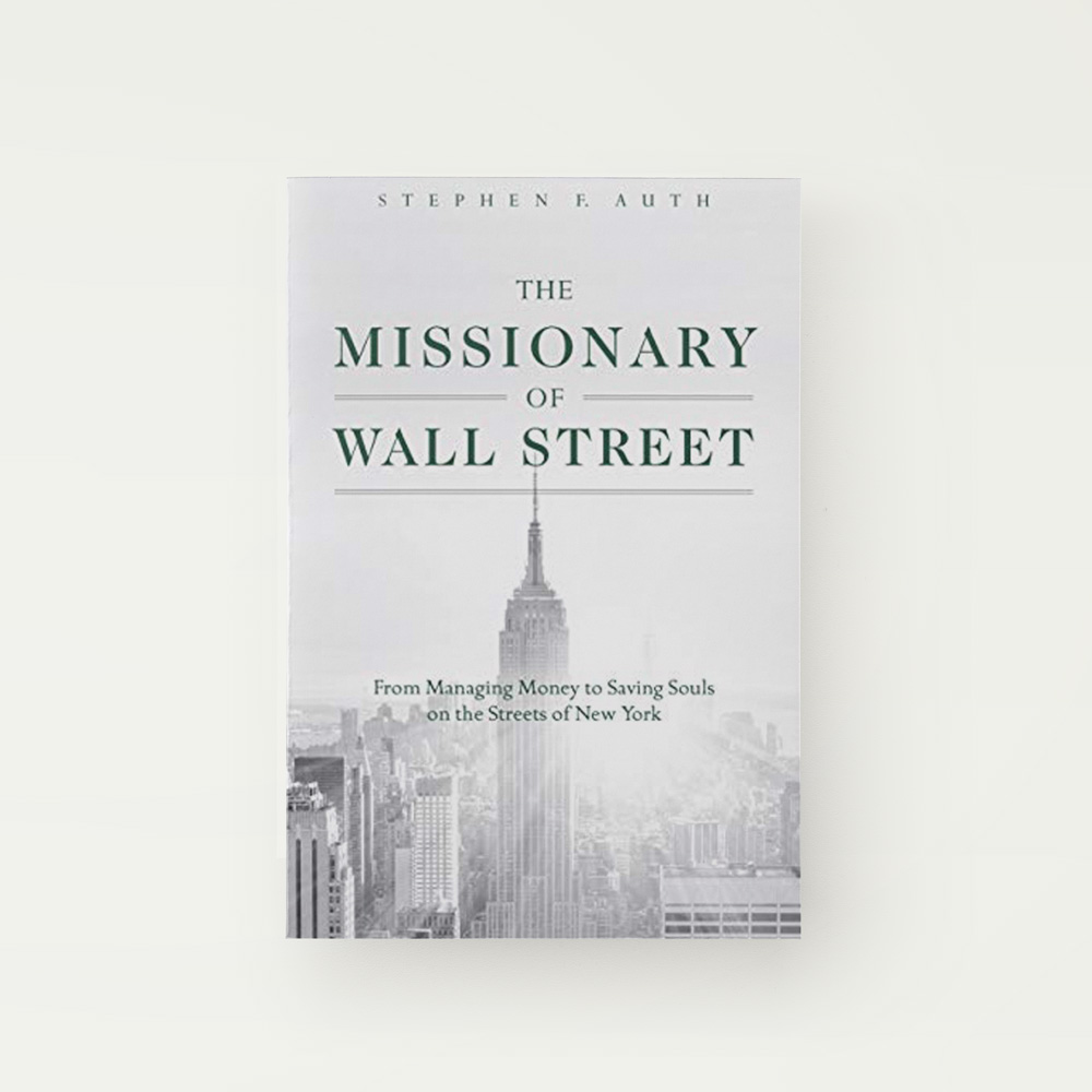 The Missionary of Wall Street.