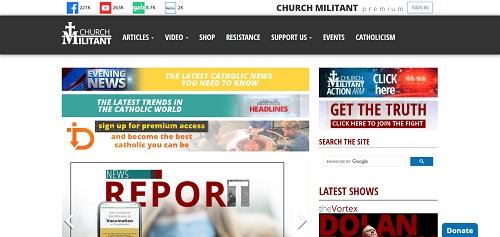 Church Militant.